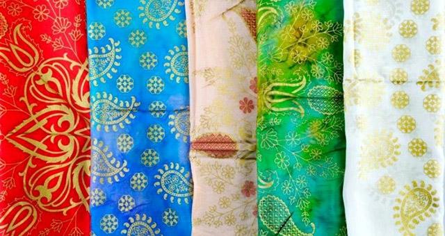 Azerbaijan-National scarves