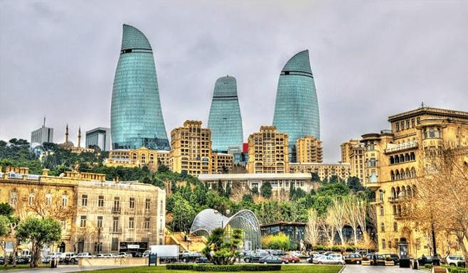 Azerbaijan - The Land Of Fire